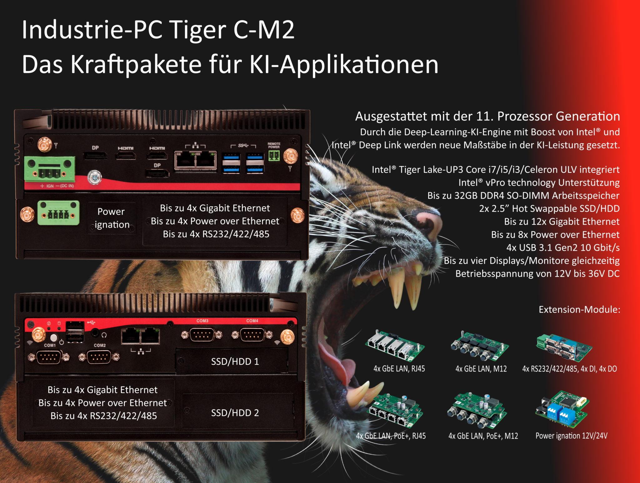 Tiger C-M2 public