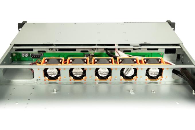 """19"""" Rack-PC 1HE S1-65 top"""