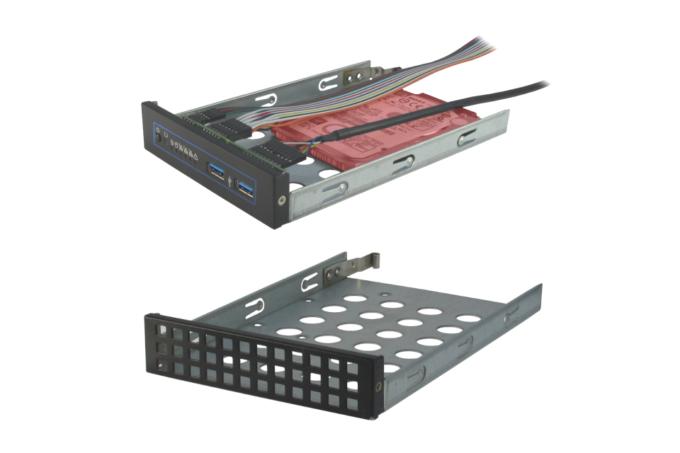 "19"" Rack-PC 2HE T3-x Einschub"