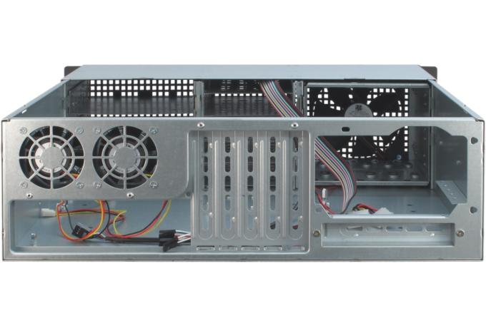"19"" Rack-PC 3HE T3-48 back"