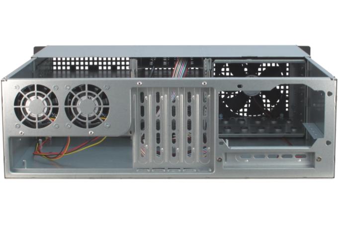 "19"" Rack-PC 3HE T4-40 back"